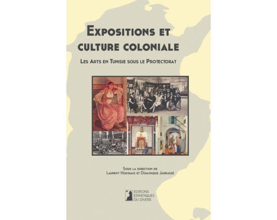Expositions et culture coloniale - Couverture